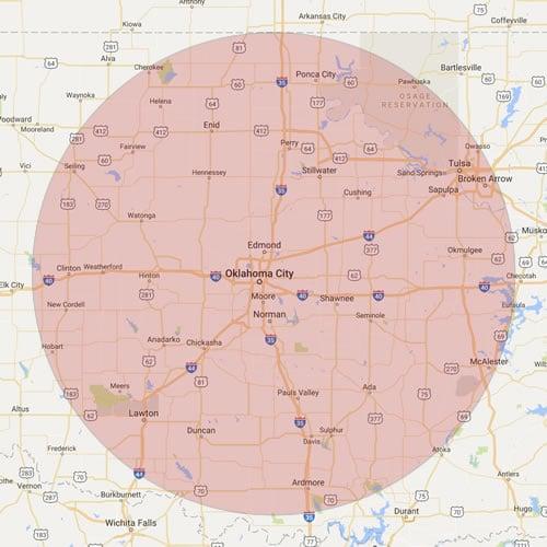 Oklahoma City ATM - Tulsa ATM